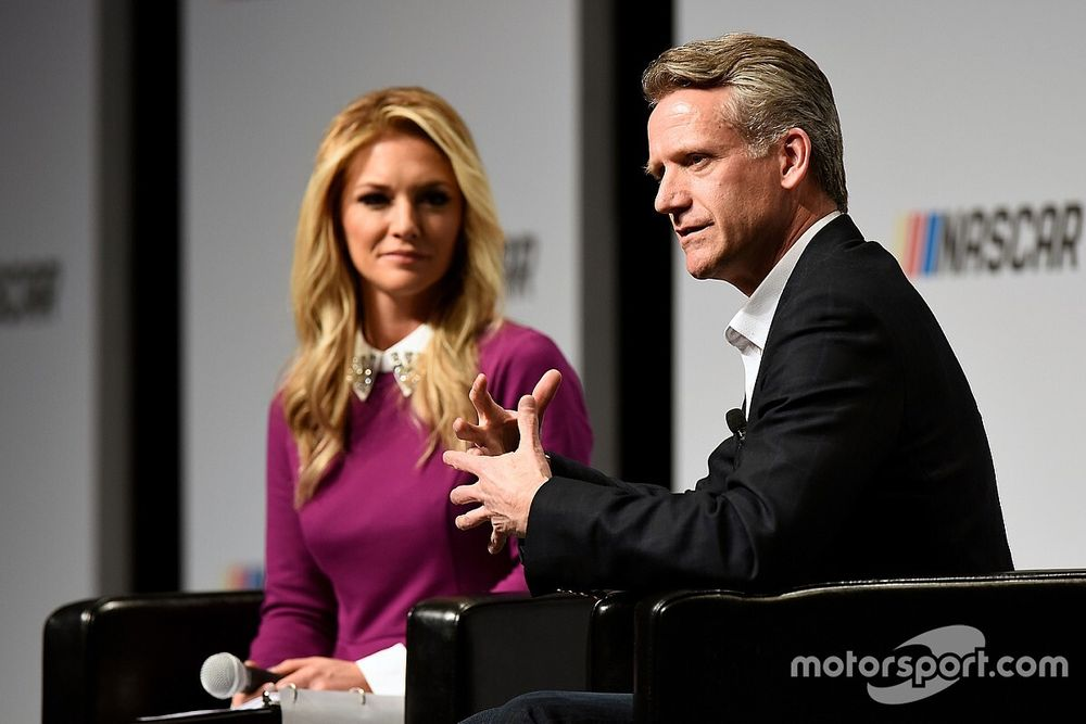 """Steve Phelps will """"roll up the sleeves"""" to face NASCAR's challenges"""