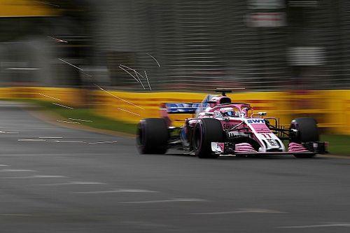 Force India-rijders klaar na Q2, maar blijven positief