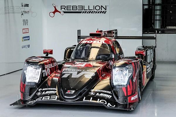 WEC Últimas notícias Rebellion apresenta R-13 para temporada do WEC