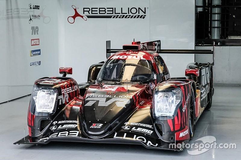 Rebellion LMP1 presenta físicamente su nuevo R-13