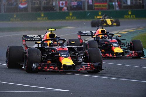 Ricciardo: Les F1 sont trop larges pour pouvoir dépasser