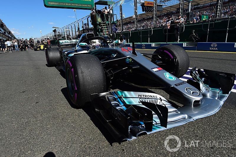 A Mercedes motoralkatrészeit kaphatja meg a Ferrari, a Renault és a Honda