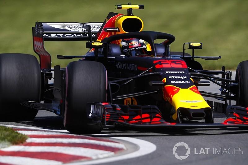 Canadian GP: Verstappen quickest again in FP2