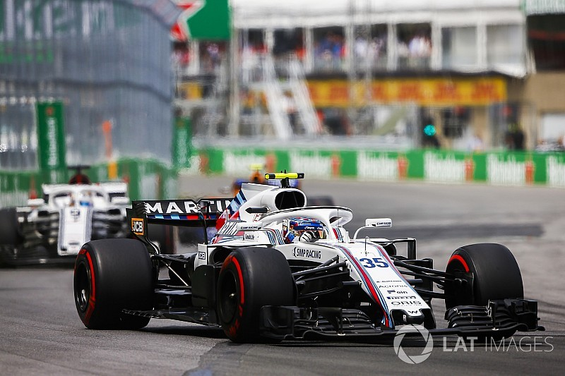 "Lowe : Williams ""n'a absolument pas abandonné"" 2018"
