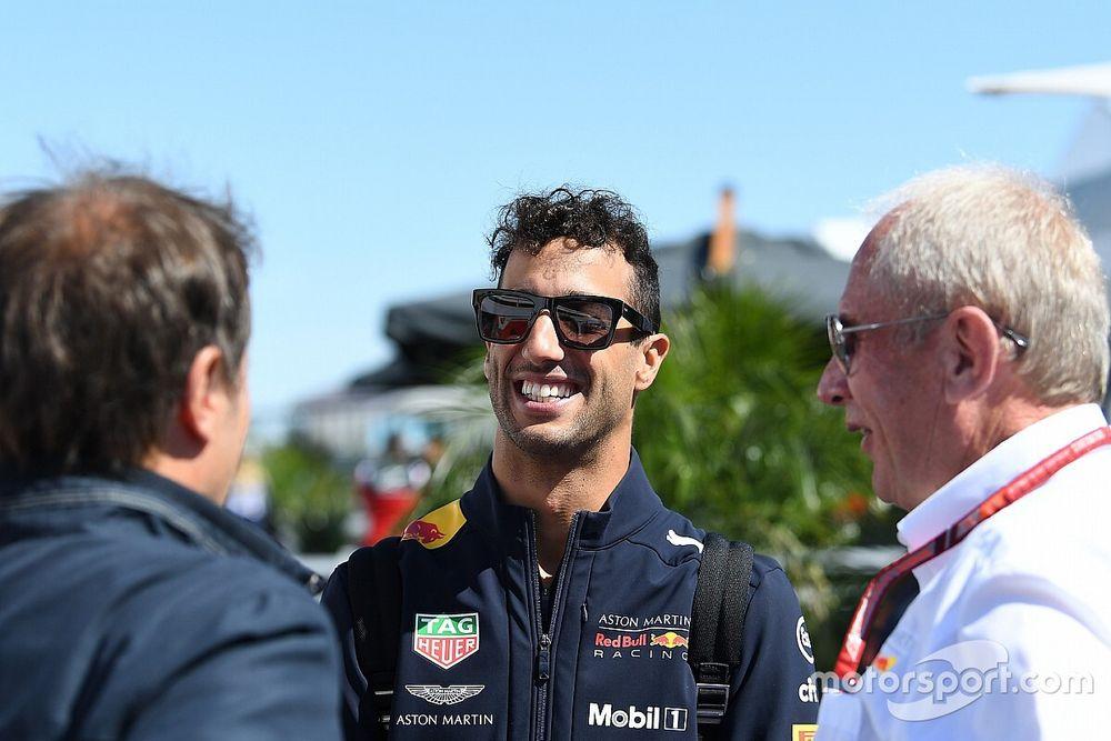 """Marko: """"Albon yerine Ricciardo olsaydı da ikinci olurduk"""""""