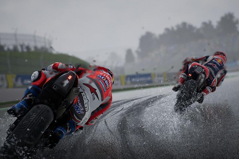 MotoGP 18: la pista è virtuale, ma le emozioni sono reali