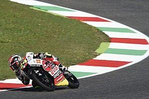 Moto3カタルニア決勝:バスティアニーニ優勝。鈴木は一時先頭も、5位
