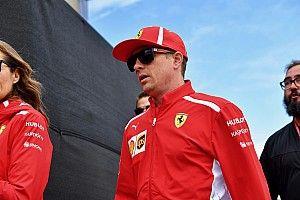"""Räikkönen: """"Verstappen? Nincs véleményem…"""""""