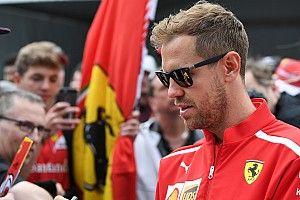 Vettel örülne egy unalmas, ferraris Kanadai GP-nek