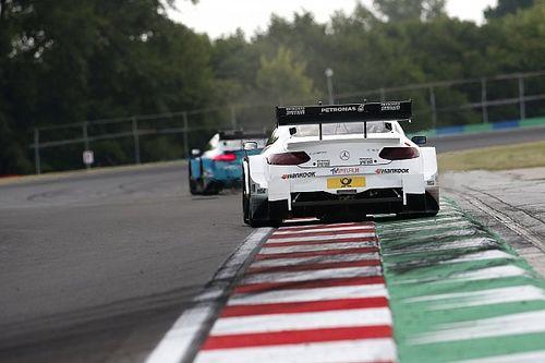DTM Hungaroring: Di Resta op pole, Frijns veertiende