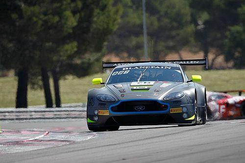 L'Aston Martin del team R-Motosport in pole per la 1000 Km del Paul Ricard