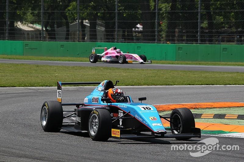 Saucy e Leonardo Lorandi in pole per Gara 1 e Gara 2 a Monza