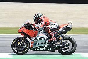 Lorenzo boekt historische eerste zege met Ducati in Italiaanse Grand Prix