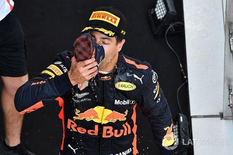 """Ricciardo in beeld bij Mercedes? Wolff: """"Daniel is zeer goed"""""""