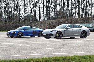 Формула 1 пригласила Porsche и Audi на совещание по моторам