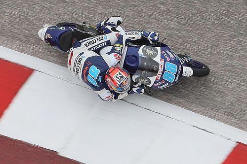Moto3 Austin: tweede zege Martin, sterke race van Loi