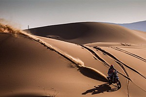 Cross-Country Rally Stage report Merzouga Rally: Barreda defies injury to win stage one