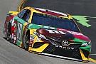 NASCAR Sprint Cup Kyle Busch sumó su tercera victoria consecutiva en Richmond