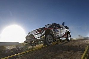 Galería: El sábado en el Rally México