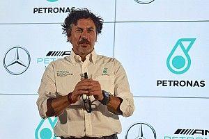 Petronas Syntium CoolTech: più potenza sulla Mercedes W10, ma 5% di risparmio su strada