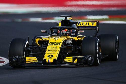 """Renault termine des tests """"encourageants"""" par une journée """"frustrante"""""""