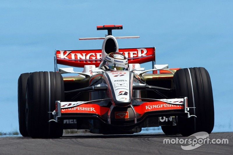 Gallery: All Force India F1 cars since 2008
