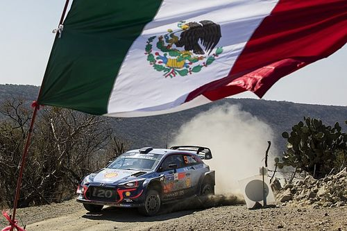Neuville se impone en la etapa inaugural del Rally México