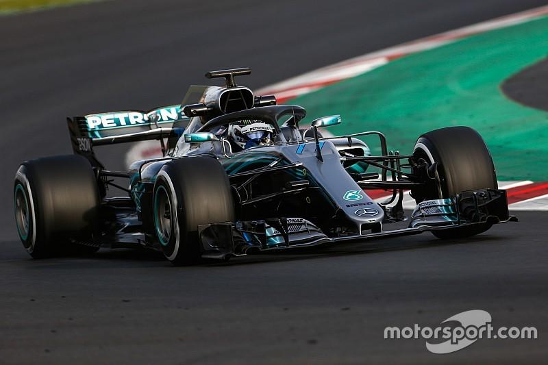 Bottas reconoce que no sabe cómo funciona el Mercedes a una vuelta