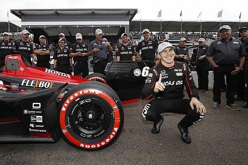 Három újonc az első négy rajtkockában az IndyCar szezonnyitóján!