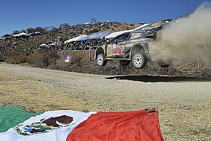 Ogier es el nuevo líder del Rally México ante la caída de Sébastien Loeb