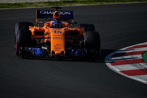 """McLaren: """"Alonso is een andere rijder in 2018"""""""