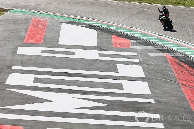 Les plus belles photos du week-end Superbike à Imola