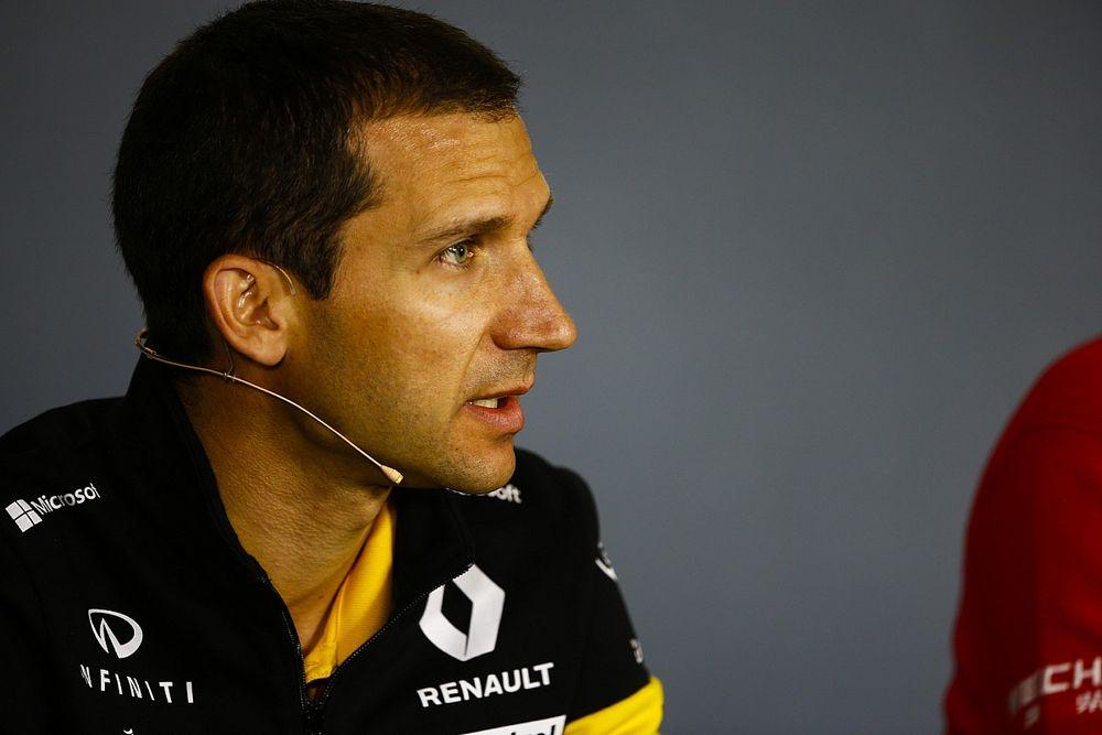 Alpine, motor departmanının teknik direktörü Rémi Taffin'le yollarını ayırdı