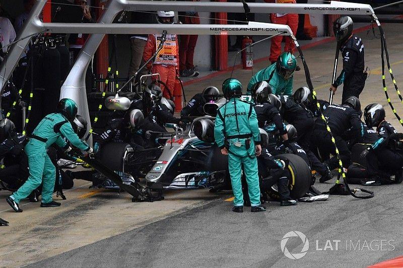 """Pirelli: """"Zonder aanpassing zou GP van Spanje loterij zijn geworden"""""""