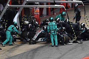 """بيريللي:كنّا لنغامر بسباق """"يانصيب"""" في إسبانيا من دون تغيير سُمك الإطارات"""