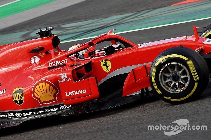 Vettel califica de correcta la decisión de Pirelli del cambio de compuesto en España