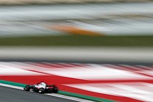 Formule 1 Résumé d'essais Les meilleurs temps des essais F1 de Barcelone