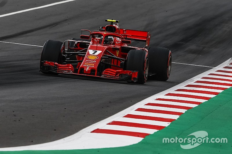 Fotogallery: le qualifiche del GP di Spagna di Formula 1
