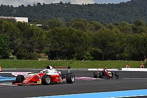 Formula 4 Gara Olli Caldwell si impone su Vesti e Sowery in Gara 1 a Le Castellet