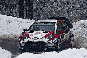 Toyota vola a Monte-Carlo e Tanak ha già conquistato il team
