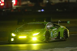 """IMSA Breaking news Last-to-first win for Grasser Lamborghini """"even more special"""""""