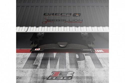 Gibson umumkan kontrak mesin LMP1