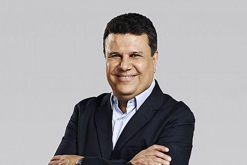 Téo José revela papo em porta de banheiro químico que fez Silvio Santos reduzir cobertura da Indy