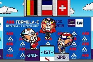 Vídeo: el ePrix de Santiago de Fórmula E por MinEDrivers