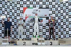 فورمولا 4 الإماراتية تقرير السباق فورمولا 4 الإماراتية: شوماخر يفرض سيطرته على جولة أبوظبي وكوليه يحرز فوزه الأول
