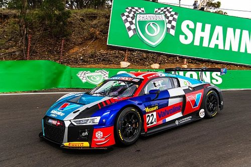 12h Bathurst 2018: Audi am Freitag an der Spitze