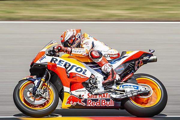 MotoGP Résumé de course Course - 9e succès pour Márquez, vainqueur tactique face à Rossi