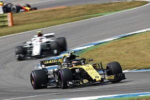 """Sainz diz que GP da Alemanha foi """"muito estranho"""""""