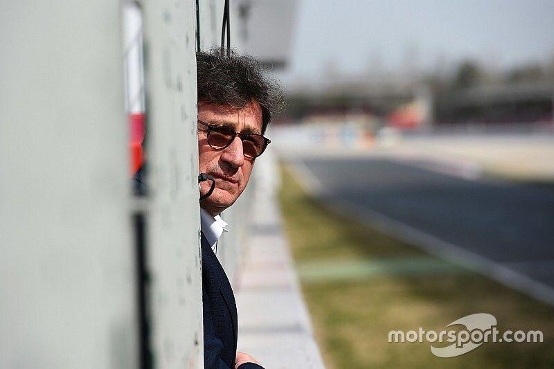 La primera aparición de Camilleri sugiere un cambio de rumbo en Ferrari