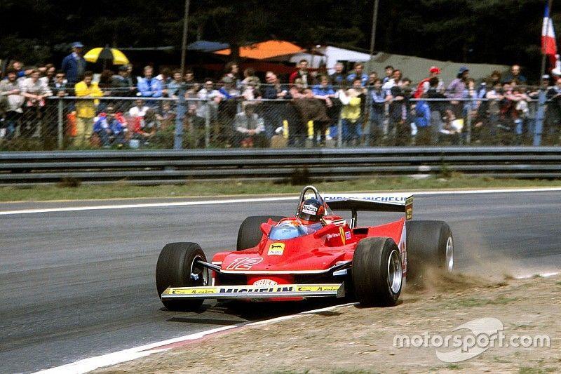 C'était un 8 mai : la disparition de Gilles Villeneuve